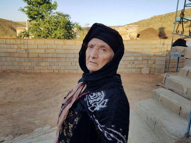 مادر 100 ساله کُرد از رسومات ماه رمضان در کردستان می گوید