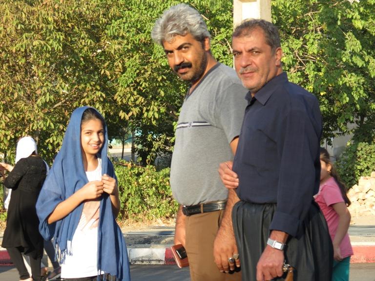 برگزاری همایش پیاده روی خانوادگی در سنندج, هفته دفاع مقدس در سنندج